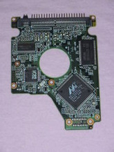 HITACHI HTS428060F9AT00, ATA, A/A0A0 B/A, AJ100, 60.01G PCB (T)