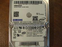 SAMSUNG HM020GI 20GB SATA REV A F/W: YU100-06 (YA04862)