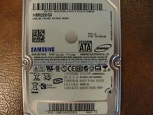 SAMSUNG HM020GI 20GB SATA REV A F/W: YU100-06 (YC07386)