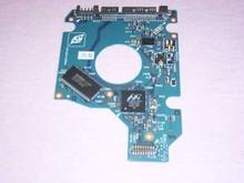 TOSHIBA MK1234GSX, HDD2D31 F ZK01 T, 120GB, SATA PCB 360295985341