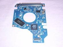 TOSHIBA MK1032GAX, HDD2D08 B ZK01 T, 100GB, ATA/IDE PCB 360289769497