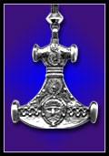 Mjolnir Thor's Hammer