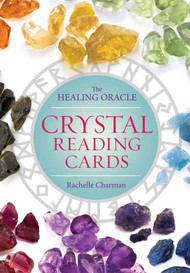 Crystal Reading cards deck & book by Rachelle Charman