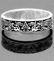 Dragon Ring Narrow Band