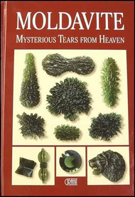 Moldavite Mysterious Tears From Heaven Book