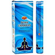 7 Chakras Incense Sticks