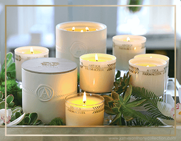 Antica Farmacista Luxury Home Fragrances | James Anthony Collection