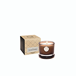 Aquiesse Luxe Linen Small Gift Box Candle | James Anthony Collection