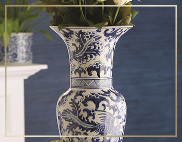 Blue and White Porcelain | James Anthony Collection