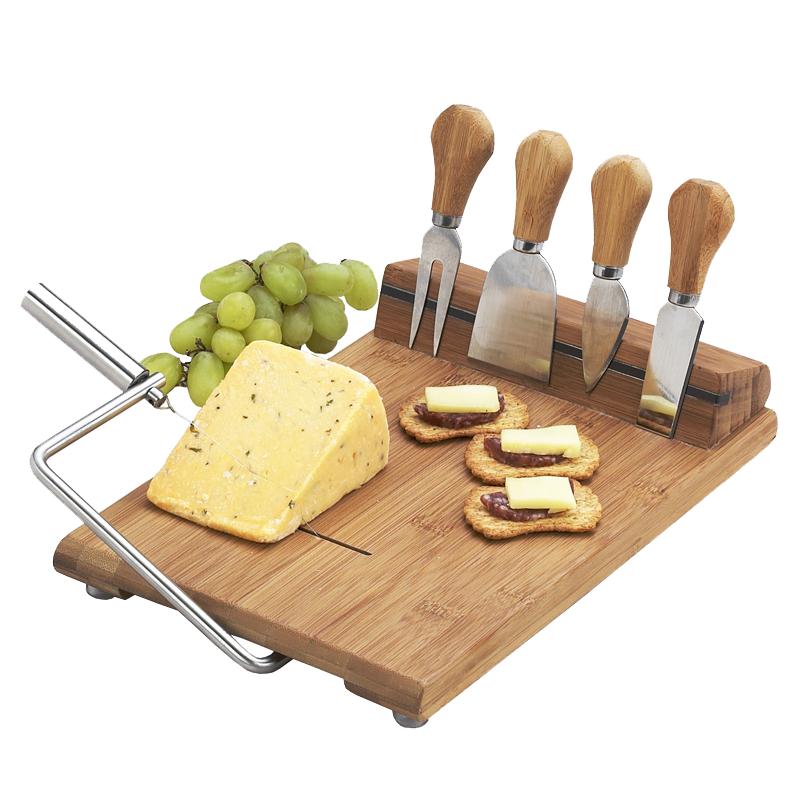 Stilton Bamboo Cheese Board Set