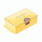 Louis Sherry 2-Piece Canary Tins | James Anthony Collection