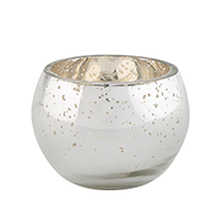 Sophie Allport Domed Glass Mini Tea Light Holder | James Anthony Collection