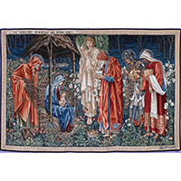 The Adoration of the Magi by Edward Burne-Jones | James Anthony Collection