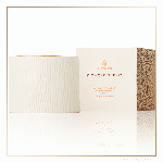 Thymes Frasier Fir Gilded Collection Ceramic Candle | James Anthony Collection