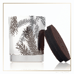 Thymes Frasier Fir Statement Small Candle   James Anthony Collection