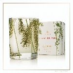 Thymes Frasier Fir Pine Needle Votive Candle | James Anthony Collection