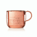 Thymes Simmered Cider Copper Cup Poured Candle | James Anthony Collection