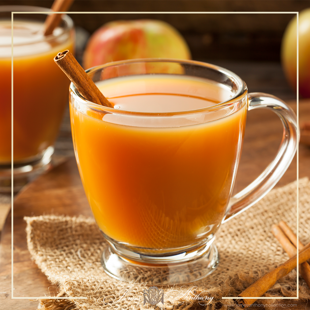 Thymes Simmered Cider Recipe | James Anthony Collection