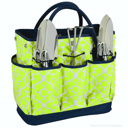 Charmant Picnic At Ascot Garden Tote U0026 Tools Set   Trellis Green | James Anthony  Collection