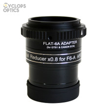 William Optics Flat6A 0.8x Reducer Flattener