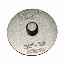 """Cyclops Optics 3/8"""" to M8 PoleMaster Adapter for SkyMemo RS"""