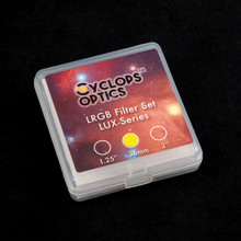 Cyclops Optics LUX-Series LRGB 36mm Filter Set