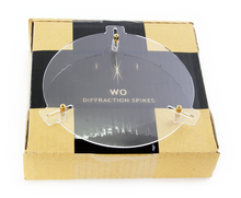 WO Diffraction Spikes
