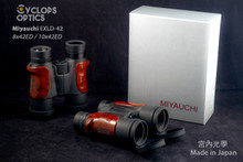 Miyauchi EXLD-42 10x42 ED (Free Shipping & Special Offer)