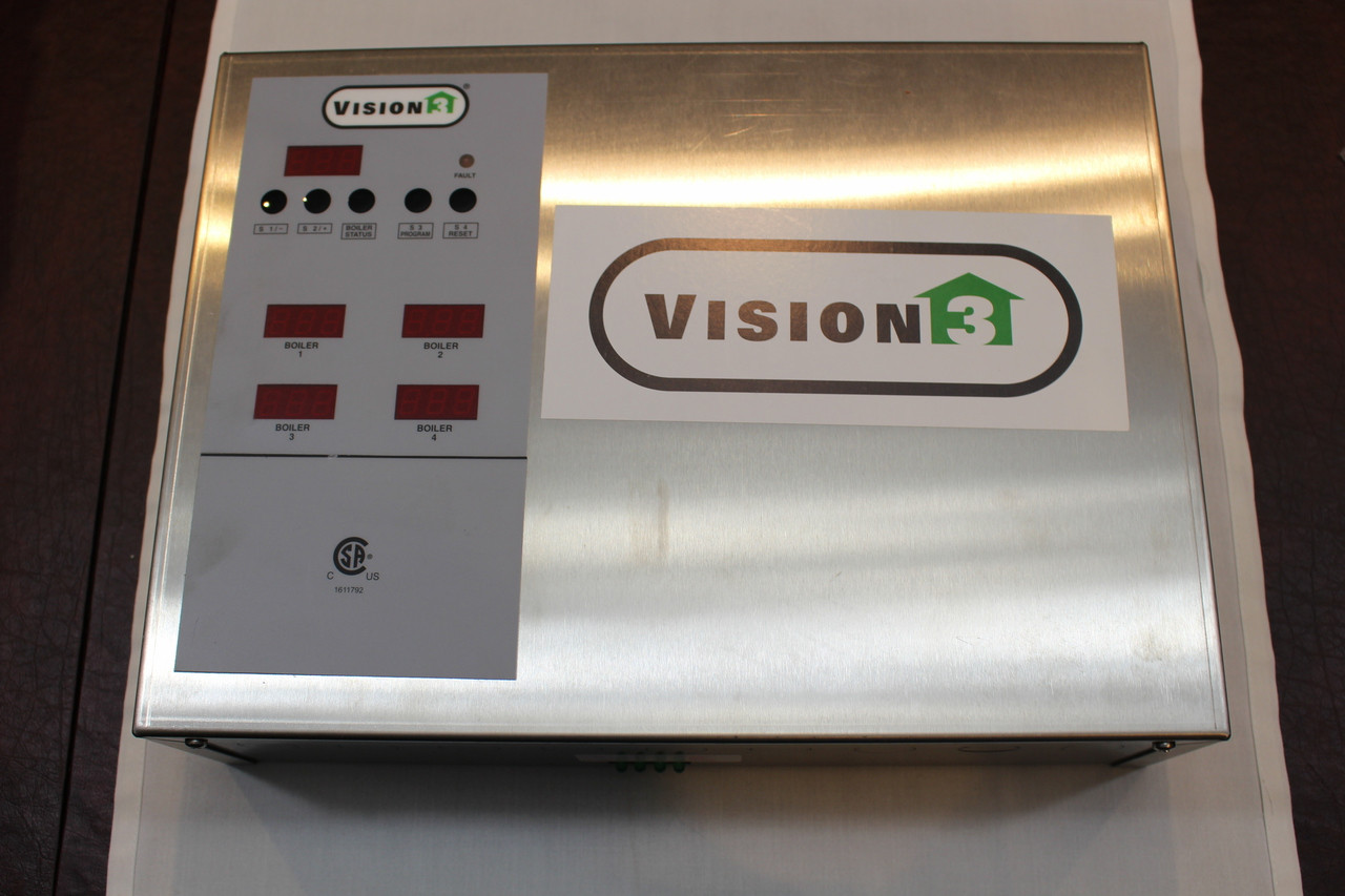 7250P-482 Munchkin Vision 3 Controller, Four Boiler Control Package ...
