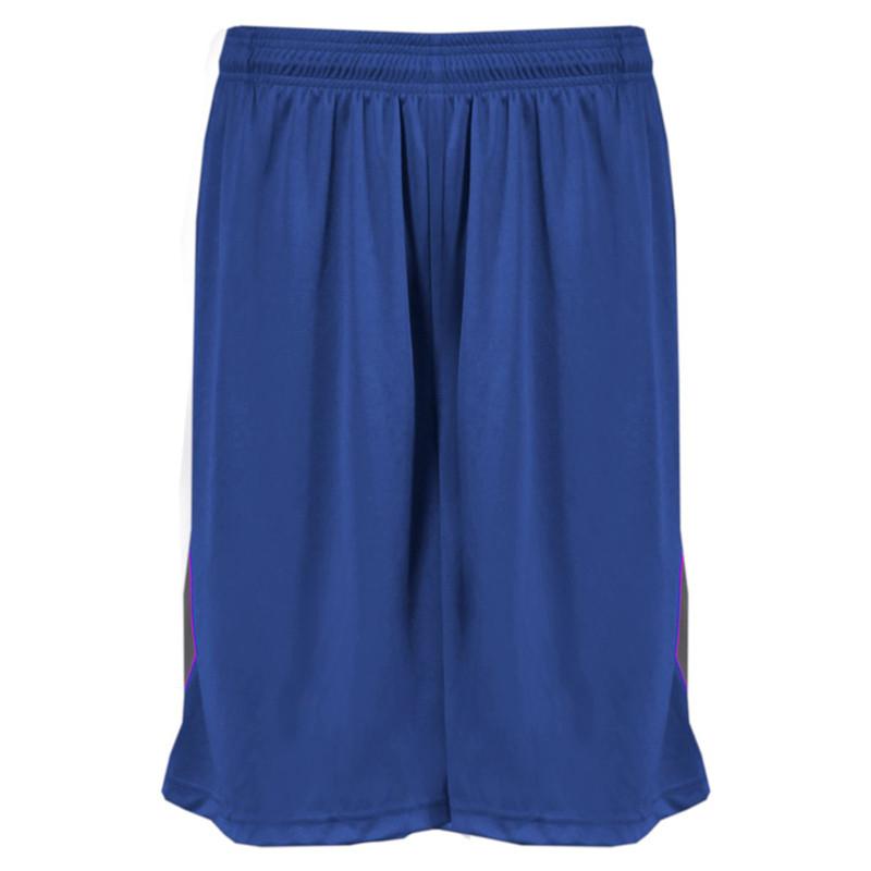 Badger Men's Drive Pocket Shorts - Royal