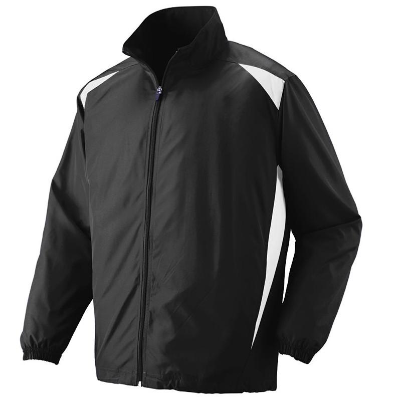 Augusta Men's Premier Jacket - Black