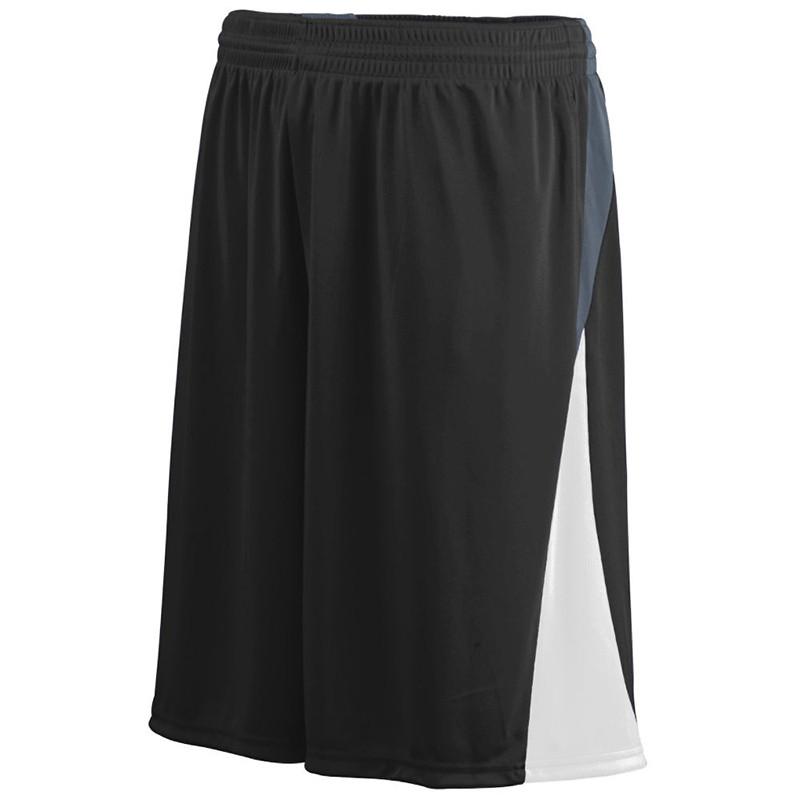 Augusta Men's Cyclone Shorts - Black