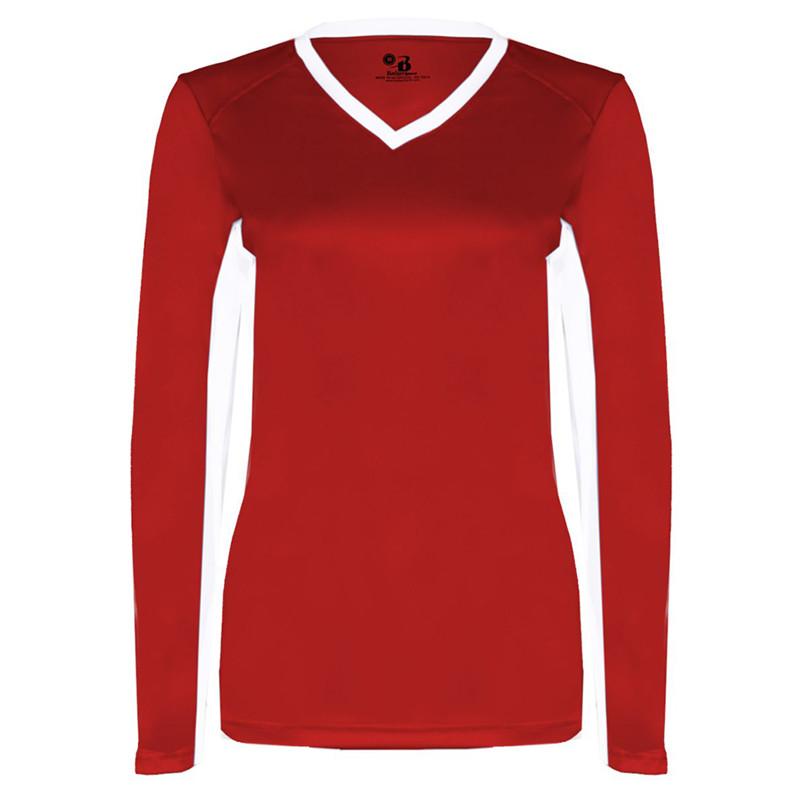 Badger Women's Dig Jersey - Red