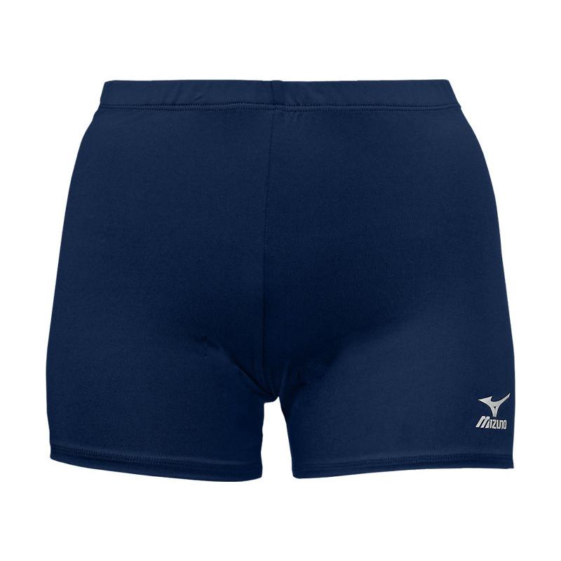 Mizuno Women's Vortex Shorts - Navy
