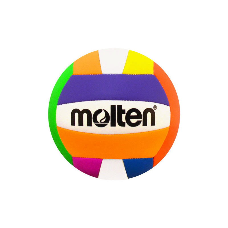 Molten Recreational Volleyball - Neon