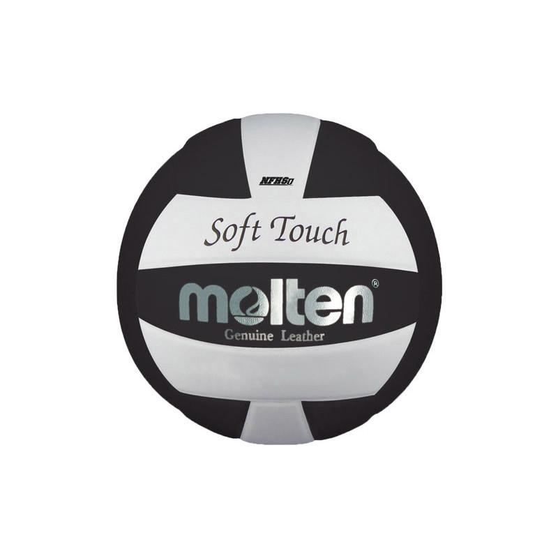 Molten Soft Touch Volleyball - Black