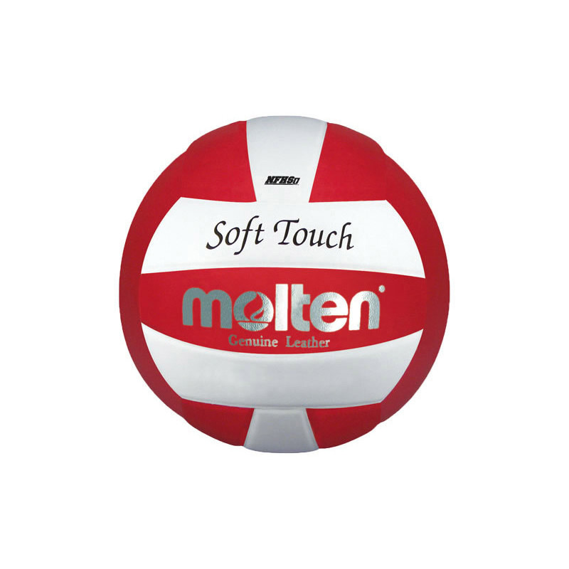 Molten Soft Touch Volleyball - Red
