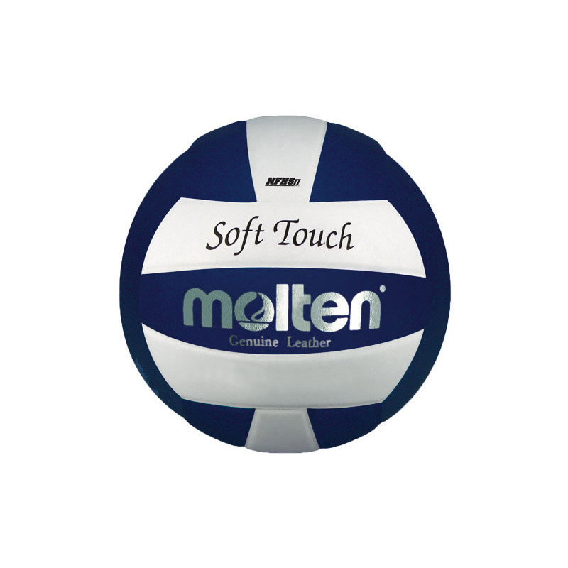 Molten Soft Touch Volleyball - Navy
