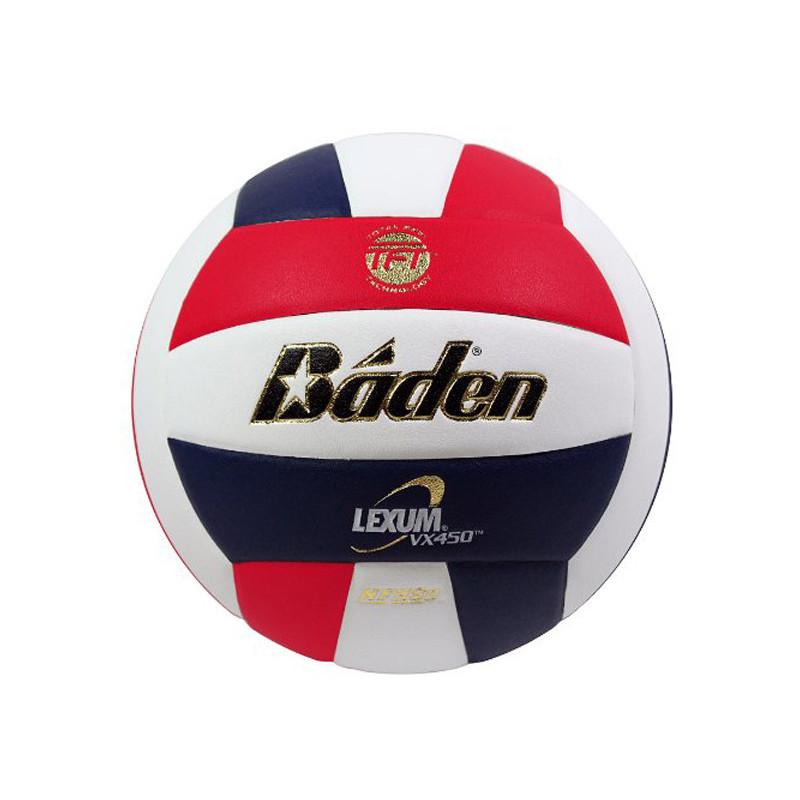 Baden Lexum Comp VX450 Volleyball - Red/Navy