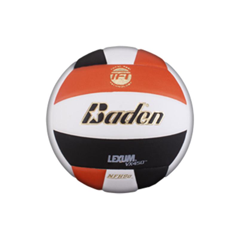 Baden Lexum Comp VX450 Volleyball - Orange/Black