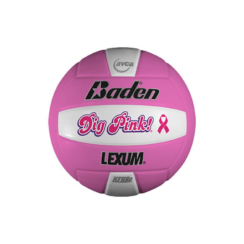 Baden Lexum Comp VX450 Volleyball - Pink