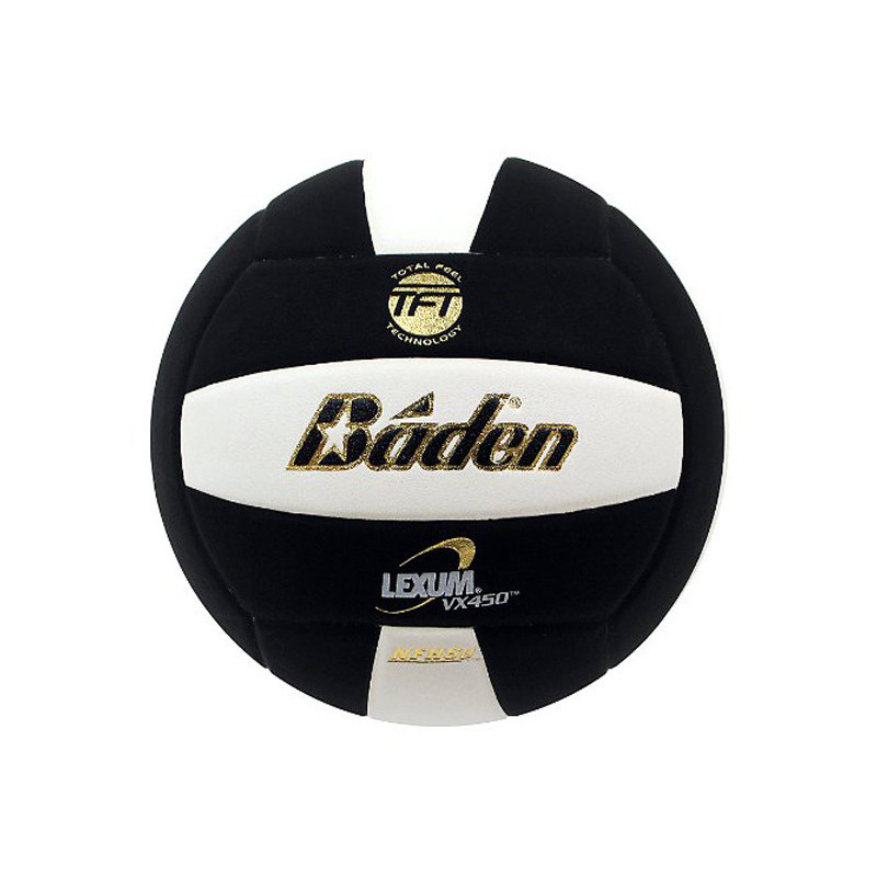Baden Lexum Comp VX450 Volleyball - Black