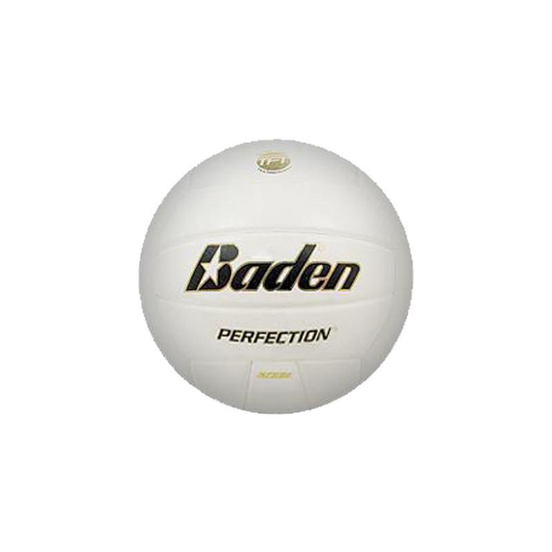 Baden VX5E Perfection Elite Series Volleyball - White