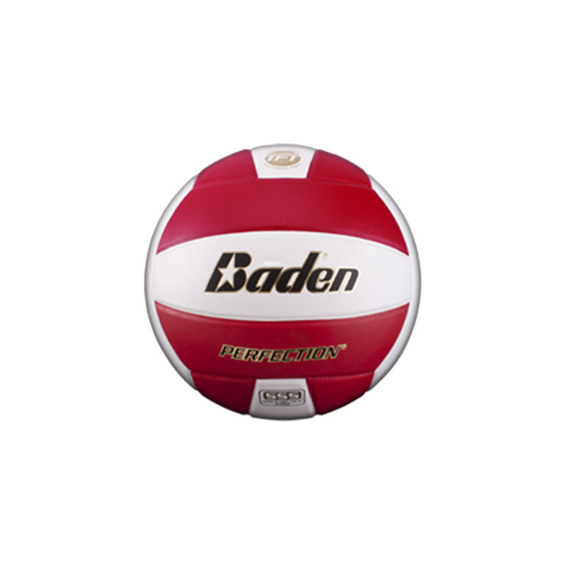 Baden VX5E Perfection Elite Series Volleyball - Red