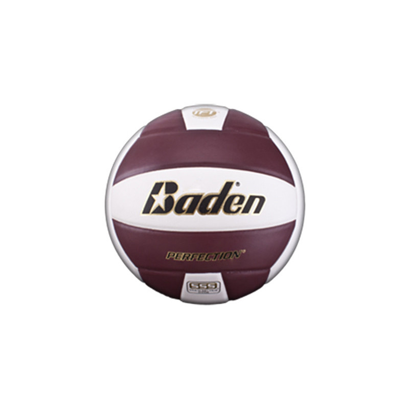 Baden VX5E Perfection Elite Series Volleyball - Maroon