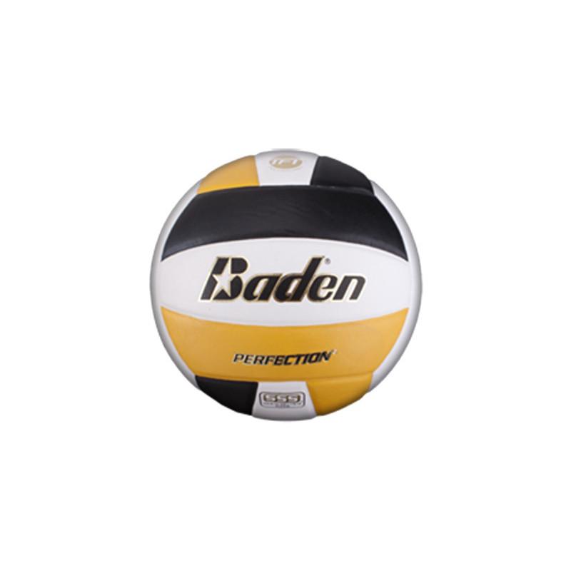Baden VX5E Perfection Elite Series Volleyball - Black/Yellow