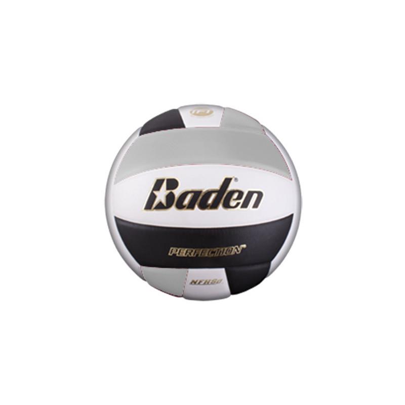 Baden VX5E Perfection Elite Series Volleyball - Black/Grey