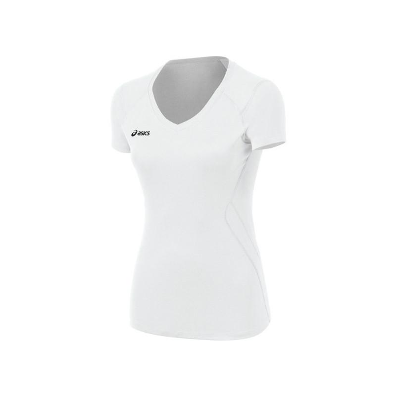 Asics Women's Jr. Set Jersey - White