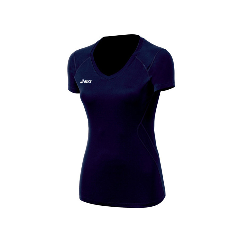 Asics Women's Set Jersey - Black