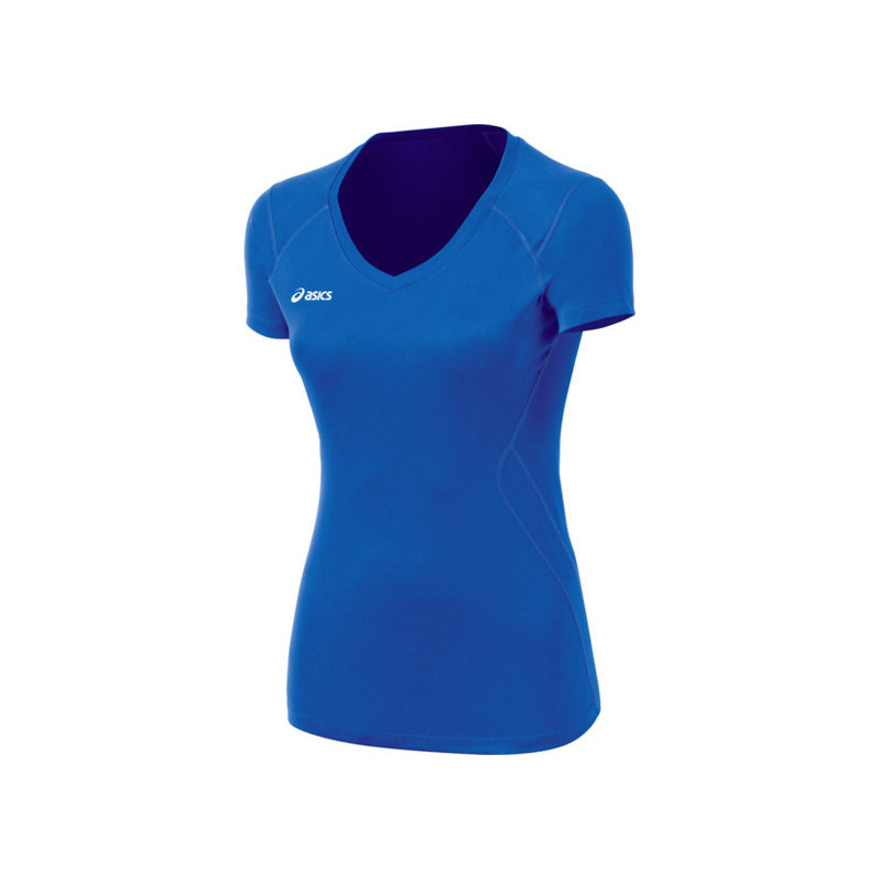 Asics Women's Set Jersey - Royal
